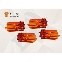 China High Safety Water Well Drilling Tools DTH Hammer Bits R25/R32 Painted on sale