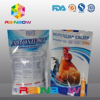 China Trade Assurance Customized Stand Up Pet Turkey Food Packaging Bag / Pouch With Zipper wholesale