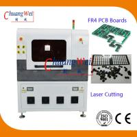 Buy cheap Printed Circuit Board Laser Cutter And PCB Depaneling With US Laser 355nm from wholesalers