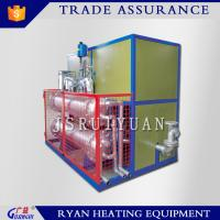 China 180KW industrial electric thermic fluid boiler for reaction kettle on sale