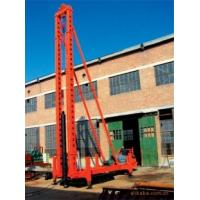China Squeezing Dense Filling Column Hammer Pile Driver with Double Roller for Thumpin Muck Pile wholesale