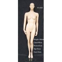 China OEM fIberglass mannequin, female mannequin on sale on sale