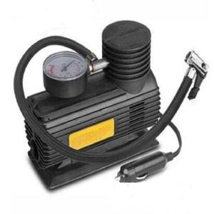 China 10ft Cord High Volume 12v Air Compressor , Electric Portable Auto Air Pump wholesale
