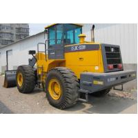 China Larger Bucket 3 Ton Compact Wheel Loader Low Noise Long Service Life wholesale