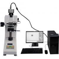 China USB Camera Automatic Turret Micro Hardness Testing Machine with Vickers Knoop Software wholesale