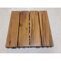 China Tigerwood decking tiles wholesale