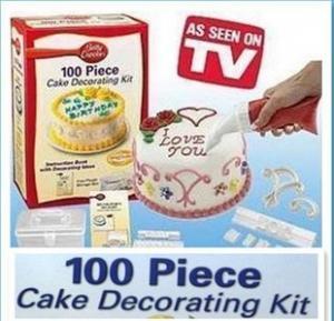 China Betty Crocker cake decorating kit on sale