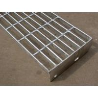 China T4 T5 Galvanized Steel Stair Treads With Checkered Plate For Industry Floor wholesale