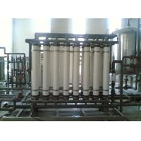 China 20Tons / 20tons Per Hour Stainless Steel  Water treatment Plant For Mineral Water CE and ISO 9001 on sale