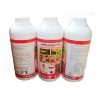 China Highly Effective Agriculture Drugs Lambda Cyhalothrin Insecticide 25g / LEC wholesale