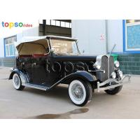 China 5 Passengers Scenic Classic Car Tours Vintage Club Car For Tourism Spots on sale