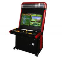 China Coin Operated Street Fighter Arcade Machine , 19 Inch HD Retro Arcade Machine wholesale