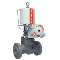 China Linear Globe Control Valve / Angle Control Valve Class 150 - 2500 Pressure on sale