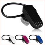 China Mono Noise Cancelling Earphones / Micro Mobile Bluetooth Headset wholesale