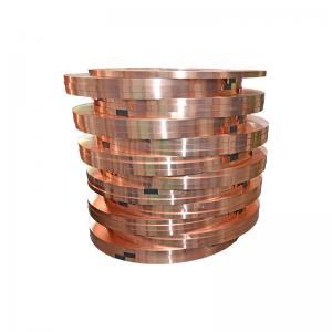 China Polished Cusn6 Cusn5 Tin Phosphor Bronze Strip 300mm Width wholesale