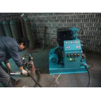China Reciprocating High Pressure Oil Free Gas Compressor Compact Structure wholesale