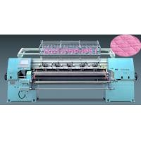 China Quilting Multi Needle Chain Stitch Machine , Mattress Quilting Machine Fault Detection Function on sale
