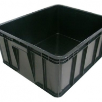China SGS  Antistatic Cleanroom Corrugated Plastic ESD Tray wholesale