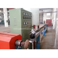 China Automatic PVC Coating Machine High Speed For 1.6 - 4.0mm Wire Diameter wholesale