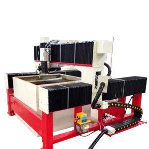 1300*1300mm 420Mpa CNC laminated glass water jet cutting machine with CE