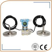Quality remote seal type differential pressure transmitter for high temperature with low for sale