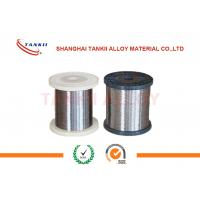 China 16 - 40AWG Thermocouple alloy wire T type copper and constantan wire enamelled wire with brown / purple /  yellow color wholesale