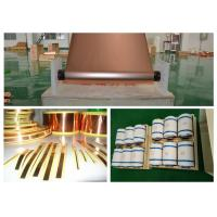 China Electrolytic Electrodeposited Copper Foil, 3 / 6 Inch ID Sheet Metal Copper wholesale
