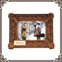 China picture photo frames, wood-like picture frames, resin photo frames A0388E wholesale