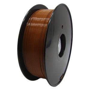 China Dimensional Accuracy 0.02 MM 1 KG 1.75 MM 3D Printer Filament wholesale