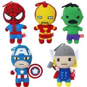 China Hot Cartoon Plush Toys Marvel The Avengers 2 Stuffed Action Figure wholesale