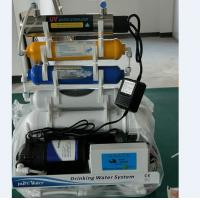 China 9 stages with alkaline mineral uv lamp ro water system ro water purifier ro water filter wholesale