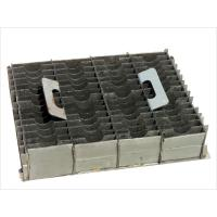 China Conductive Corflute Polypropylene Plastic Separator Sheets With Thickness 2mm-12mm wholesale