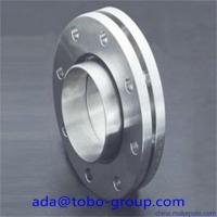 China SCH10 RF NPS 2'' Socket Weld Flange A105N ASME B16.5 ISO9000 Certification wholesale