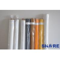 China White / Orange Polyester Screen Mesh DPP10T-180T For Agricultural Irrigation wholesale