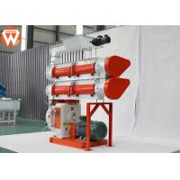China 135kw Pellet Production Plant With Screener Machine Capacity 5T/H High Efficiency wholesale