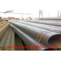 China SCH40 API Carbon Steel Pipe API 5L Grade B X42  Black 1/4''-48'' Round Steel Tubing wholesale
