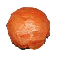 China Dia 30cm Multilayer Round Paper Lanterns For Party , Hanging wholesale