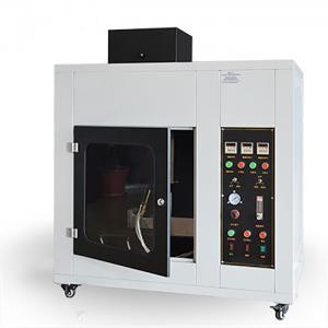 Foam Plastic Flammability Testing Equipment Horizontal SUS304 Stainless