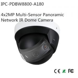 China 4x2MP Multi-Sensor Panoramic Network IR Dome Camera wholesale