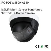 Quality Dahua 4x2MP Multi-Sensor Panoramic Network IR Dome Camera for sale