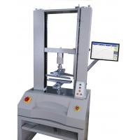 China Glass 3 4 Points Bending Test Electronic Universal Testing Machine With High Intelligence wholesale