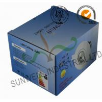 Quality Electronic LED Ceiling Light Bulb Packaging Boxes , Consumer Electronics Packaging for sale
