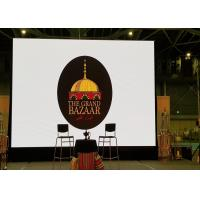 Buy cheap Indoor HD Stage LED Screen P3.91 , LED Video Wall Panel Screen 1920HZ Refresh from wholesalers