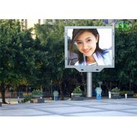 China IP65 P 10 Electronic Outdoor Full Color LED business signs Panel Board , 160x160mm Module wholesale