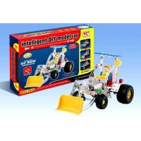 Buy cheap Intelligent DIY Metal Model Car,Yoys ,  Engineering Truck from wholesalers