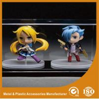 China Movie Cartoon Plastic Toy Figures Pvc Action Figures Dark Color Hand Painting wholesale