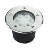 Quality Garden / Lawn CRI 75 IP65 6W RGB LED Underground Light 50Hz - 60Hz CE / ROHS for sale
