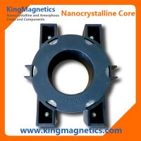 China Nanocrystalline core for high power and high frequency inverter transformer KMN1308050T on sale
