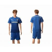 Quality 2014-2015 premiership soccer jersey Chelsea for sale