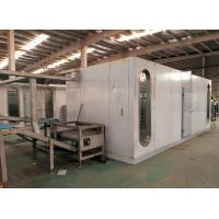 China Auto Freezing Pastry Puff Production Line / Laminating Line With Temp. of - 40 ℃ wholesale